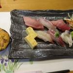 はこねずし - おまかせ握り寿司5400円