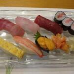 はこねずし - 特上寿司2900円