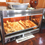 ゆい製麺所 - 藤原屋の天ぷら