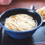 ゆい製麺所 - ひやあつ(小) 250円