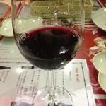 ルスリール - グラスワインも美味しかった!