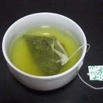 清香園 - 桜緑茶