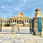 Rokkan - ◉築地本願寺の裏手に『六寛』がある。