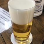 ビールスタンド重富 - マイルドつぎ