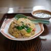 博雅  - 料理写真:チャーハン¥750 (スープつき)