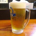 yaya屋 - 生ビール