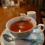 ラ・クロンヌ・ドル - 紅茶