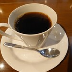 ラ・クロンヌ・ドル - コーヒー