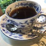 めしあがれ ボナペティ - コーヒー。