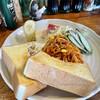 リバーサイド - 料理写真:モーニング これにドリンクが付いて@650円