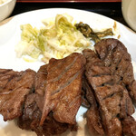 杉作 - 牛タン大盛定食