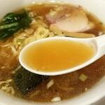 中華洋食食堂 あゆた - スープ