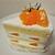 ポルカドット - 料理写真:デコポンショート¥432