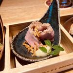 150267549 - 燻製鴨と西京味噌マヨネーズ