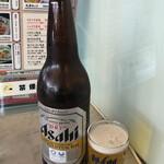 餃子の王将 - ドリンク写真:瓶ビール528円