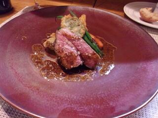 せるぽわ - 肉料理