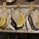 海鮮立呑 牡蠣スタンド - 料理写真: