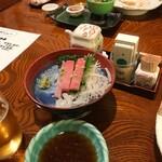 喜久寿司 - お造り
