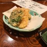 喜久寿司 - 天ぷら