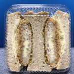 モナモナ - 大好きなチーズとメンチカツがコラボレーション!?