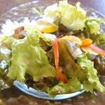 ブレッツァ - サラダ