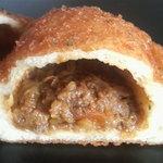 手作りほかふかパン メルシー - カレードーナッツ 断面