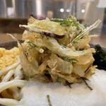 こがね製麺所 - 野菜かき揚げ