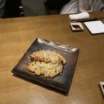 ひぐらし - 岩中豚ロース味噌漬け焼