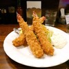キッチン チェック - 料理写真:海老フライ