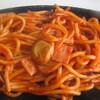 リバーストーン - 料理写真:ナポリタン