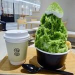 150286962 - かき氷抹茶¥650