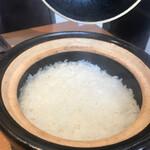 柳町 一刻堂 - 炊き立てご飯