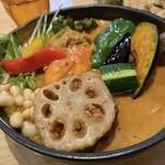rojiurakarixisamurai - 野菜たっぷり