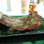 沖縄そば専門店 琉球麺 茉家 - 炙りソーキ(21-04)