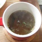 マリーズカフェ - 特においしかったスープ