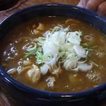 蕎麦富士 - 料理写真:カレー南蛮