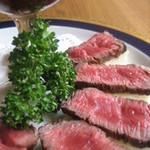 和牛フィレ肉のサンヴィッツ