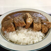 ほかり食堂 - 料理写真:バランスの良いカツカレー