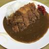 アミカ - 料理写真:とんかつカレー