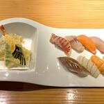 Akisaryou - 寿司と天ぷら