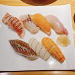 Akisaryou - 寿司