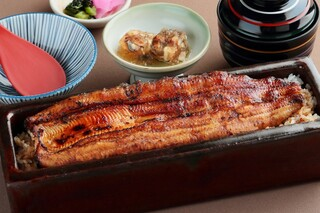 江戸川 - 鰻一本
