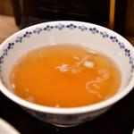 開楽 - 【Bセット@税込900円】スープ