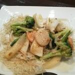 15031249 - 海鮮と野菜のXO醤炒め