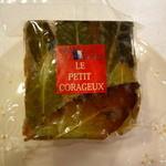 Le Petit Courageux - テイクアウトのパテドカンパーニュ