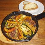 BISTRO FAVORI - アジの香草パン粉焼き