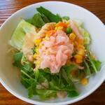 バクロ コモン - サラダ