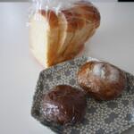 パン ネスト - もっちりショコラ