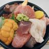 寿司処やぐら - 料理写真:ちらし 白梅 3300円程