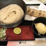 150319637 - ちく玉天のせ 生醤油(冷) 700円